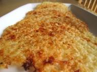 Parmesan Crisps https://onegirlstasteonlife.wordpress.com/2011/04/09/salad-zinger/