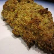 Pistachio Chicken https://onegirlstasteonlife.wordpress.com/2011/07/27/pistachio-chicken/