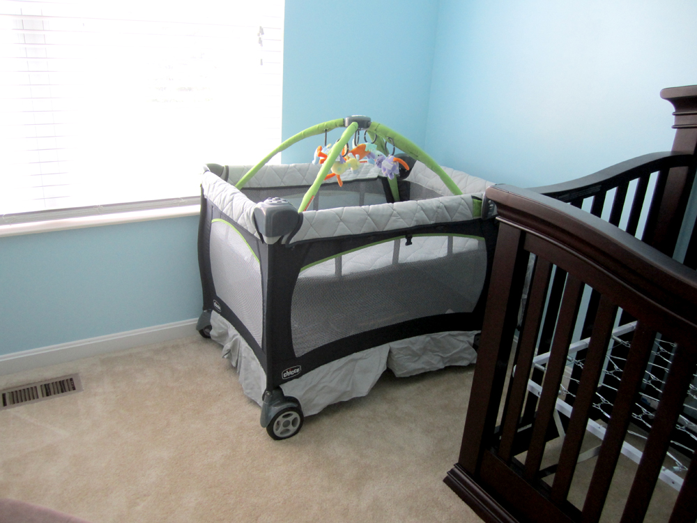 Pack N Play Bedding Sets I Got This Idea To Repurpose An