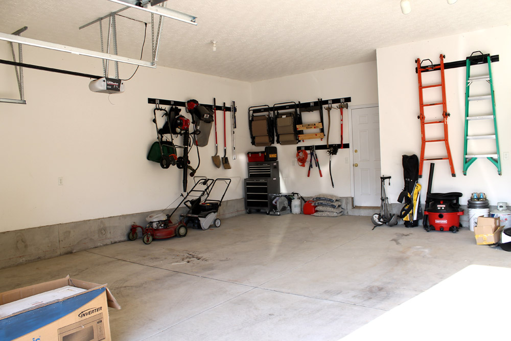 Garage Overhaul One Girl S Taste On Life