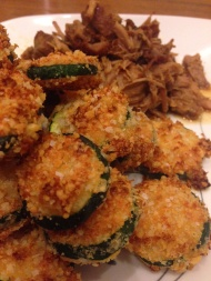 Zucchini Crisps https://onegirlstasteonlife.wordpress.com/2015/01/13/zucchini-crisps/