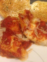 Stuffed Shells https://onegirlstasteonlife.wordpress.com/2015/01/20/stuffed-shells/